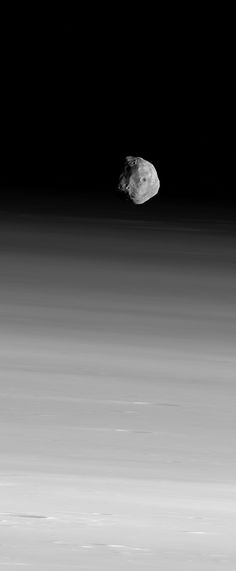 Phobos, a moon of Mars
