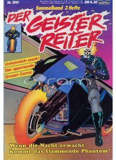 Der Geister Reiter Nr. 1001 Comic Sammelband  (1991/92)