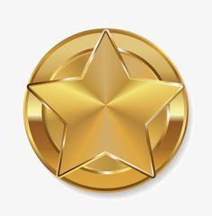 Game Logo Design, Badge Design, Icon Design, Star Background, Creative Background, Bateau Yacht, Photo Frames For Kids, Star Clipart, Certificate Design Template