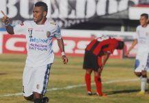Cuplikan Gol Bali United 1-2 Persipura 23 April 2017 ( Liga 1 Indonesia )