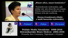 Piotr Guział kontra Hanna Gronkiewicz-Waltz - Rabunek kamienic przez maf...