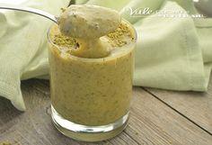 CREMA AL PISTACCHIO ricetta veloce e facilissima, una crema golosa per farcire qualsiasi tipo di dolce, buona da sola ed anche per gelati e semifreddi
