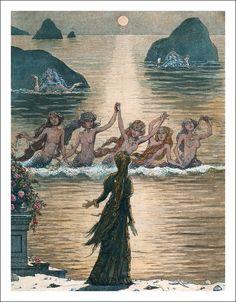 Boris Diodorov - The Little Mermaid