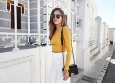 Spring outfit by Kenza Zouiten Kenza Zouiten, Outfit Goals, Spring Outfits, Cool Hairstyles, Women Wear, Classy, Street Style, Style Inspiration, My Style