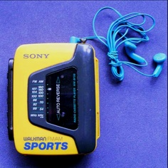Walkman eighties