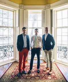They say the best things come in groups of threes. Preppy Outfits, Preppy Style, Preppy Guys, My Style, Preppy Mens Fashion, Gents Fashion, Prep Boys, New England Prep, Ivy League Style