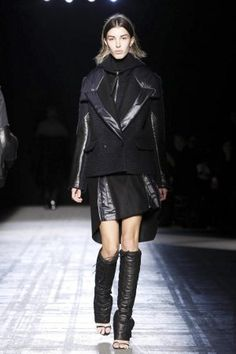 Alexander Wang Ready To Wear Fall Winter 2011 New York  #ALEXANDERWANG #FW2011 #NYFW2011 #NYFW #ALEXWANG #WANG2011