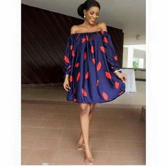 Here are some lovely and stylish ankara short gowns that will give you that attracting look anywhere you go. They will make your fashion look stylish and cool. Ankara Short Gown, Short Gowns, Ankara Dress, African Inspired Fashion, African Print Fashion, Africa Fashion, African Print Dresses, African Fashion Dresses, African Dress