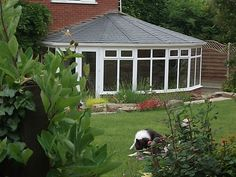 Transform your conservatory with a Tiled Roof Replacement from Abbey & Burton Glass. Warm Roof, Roofing Systems, Conservatory, Gallery, Roof Rack, Winter Garden, Greenhouses, Green Houses, Glass House