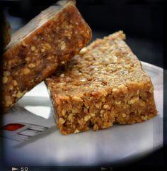 Maple-Pecan Protein Bars blog