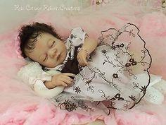 Custom Reborn Baby ~ GENA ~  Free US Ground Shipping