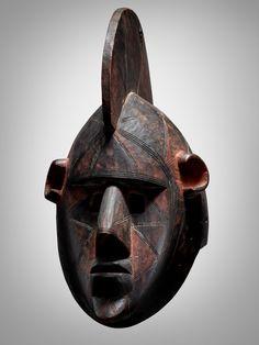 Bobo Helmet Mask, Burkina Faso   Sculpture from the Collection of Martin and Faith-Dorian Wright2021   Sotheby's Helmet, Skull, Faith, Sculpture, November 8, Collection, Auction, York, Paris