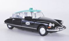 Citroen DS diecast Portugal Taxi