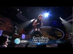 Colton Dixon - Time after Time ... My ABSOLUTE favorite from him!!