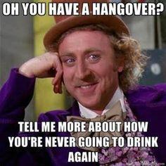 Hangover Meme - Bing images