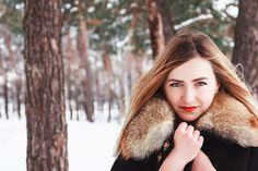 winter photosession. portrait. more photos on the site http://evgeniatarabarenko.com.ua/anna-progulka/