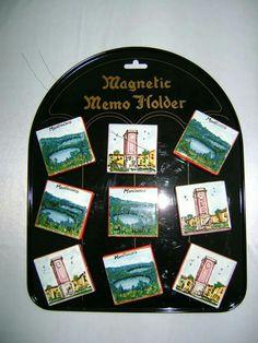 Magneti in ceramica decorati a mano