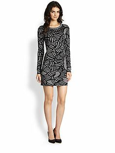 Good Selling Cheap Price Sale Wide Range Of Diane von Furstenberg Farley Wool Dress Outlet Inexpensive 2018 Unisex Sale Online ysMPrmN