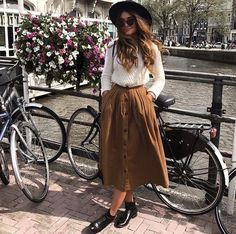 New Chelsea Boats Outfit Skirt Dresses Ideas Modest Dresses, Modest Outfits, Skirt Outfits, Modest Fashion, Dress Skirt, Fashion Outfits, Midi Skirt, Knit Skirt, Fashion Tips