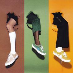 59f983fb @insidesneakers • 160324C • 160322C • 160323C. Golf Le FleurNovember  2Latest SneakersMen's SneakersConverse One Star ...