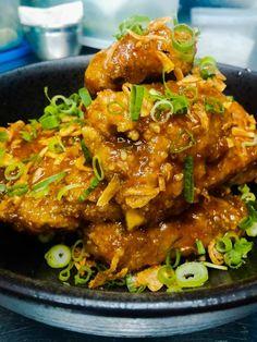 Kao Plah Thai ribs
