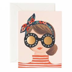 Rifle Paper Assorted Paper Crown Card Set