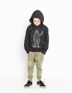 Munster Kicker Track Pants in Olive Stylish Boy Clothes, Stylish Boys, Boy Fashion, Boy Outfits, Bomber Jacket, Cotton, Pants, Track, Jackets