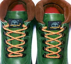 #Trending Supreme x Timberland Field Boots - Fall/Winter 2014