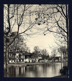 1906, Mapocho y Parque Forestal Pablo Neruda, Cerro Santa Lucia, Cities, Past, Explore, Outdoor, Chili, Nostalgia, Retro