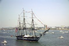 """USS Constitution """"Old Iron Sides"""""""