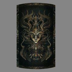 fantasy shield - Google Search