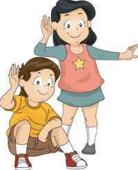 Illustration of Little Kids with Their Hands Pressed Against Their Ears While Listening to Something , Book Images, Art Images, Dora And Friends, Papa Francisco, Medical Illustration, Character Education, Photography Website, Cartoon Kids, Clipart