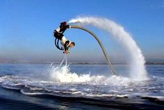 When I'm a millionaire.......Flyboards....the most awesome invention ever!!!