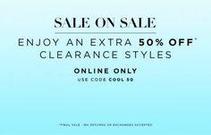 Club Monaco Sale - Save An Extra 50%