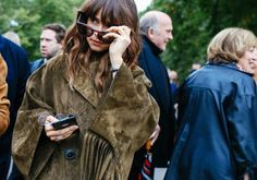 30+ London Fashion Week Street Style Snaps To Obsess Over