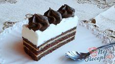 Recept Štolverkové řezy - FOTOPOSTUP Oreo Cupcakes, Vanilla Cake, Tiramisu, Food Porn, Goodies, Food And Drink, Sweets, Baking, Ethnic Recipes