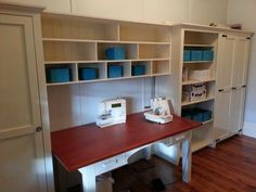 Craft Room Cupboards   Do It Yourself Home Projects from Ana White