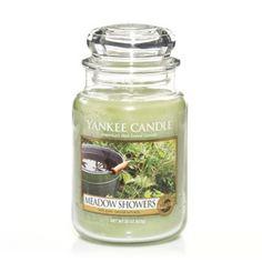 Yankee Candle Meadow Showers 623 g - Yankee Shop