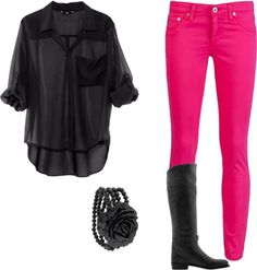 """fresh work look"" by jenniferwatson573 on Polyvore"