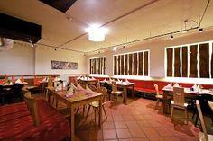 Restaurants im Feriendorf Kirchleitn - www.kirchleitn.com Restaurants, Conference Room, Table, Furniture, Home Decor, Decoration Home, Room Decor, Restaurant, Tables