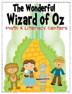 Wizard of Oz Unit  $8.00