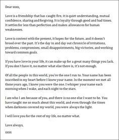 I wrote this letter for my boyfriend please take the time to read sample love letters sample of love letter for boyfriend best letter sample spiritdancerdesigns Images