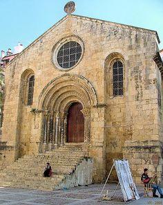 Igreja Românica de S. Tiago, Coimbra