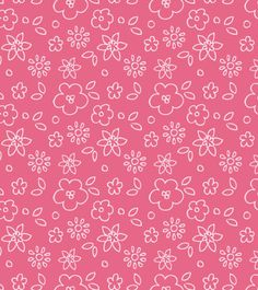 Pattern-linear-vector-flowers-baby-clothing
