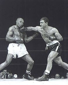the great Rocky Marciano !