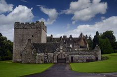 Drum Castle on Royal Deeside, Aberdeenshire | Flickr - Photo Sharing!
