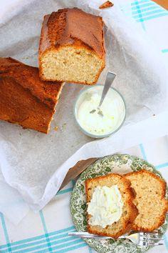 Kokos-limoenbrood uit All day breakfast