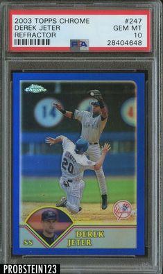 1994 Action Packed Minors #43 Derek Jeter Tampa Yankees Baseball Card