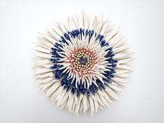 Zemer Peled - Blooms of Ceramic Shards