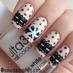 Instagram media by smudgedpolish #nail #nails #nailart